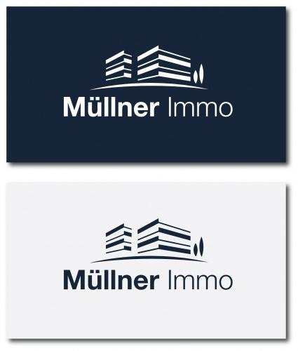 Logo-Design für Müllner Immo