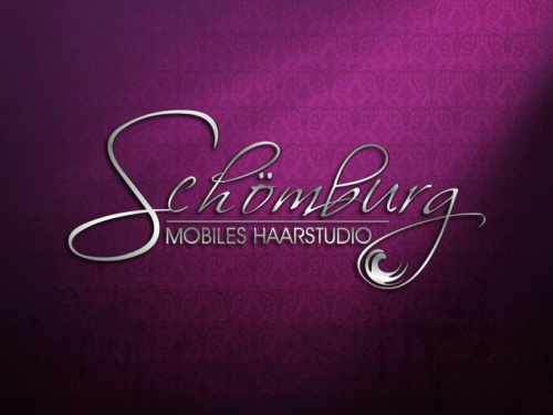 Logo für mobiles Haarstudio