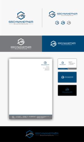 Logo & Visitenkarte für Bauunternehmung