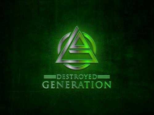 Logo-Design für moderne Rock/Metal Gruppe