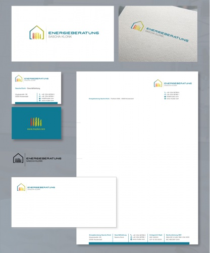 Energieberatung sucht Corporate Design