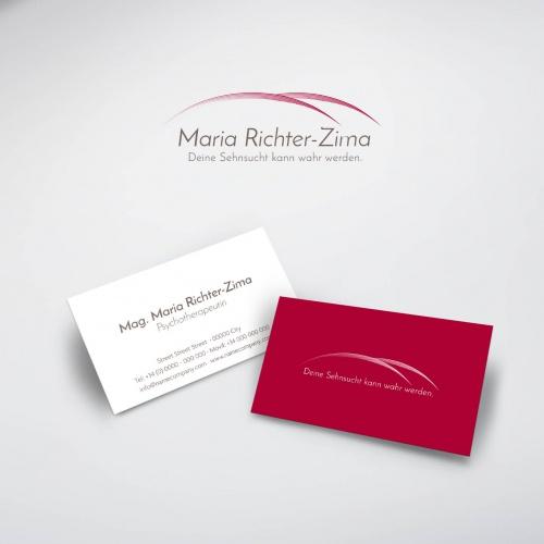 Logo-Design für Maria Richter-Zima