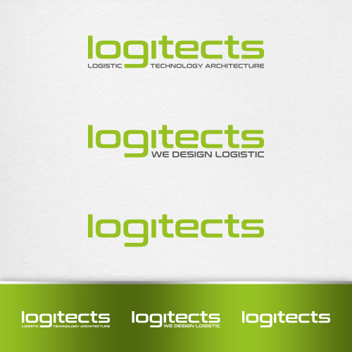 Logo-Design für logitects
