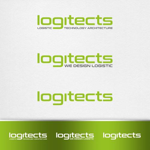 Logo-Design für logitects