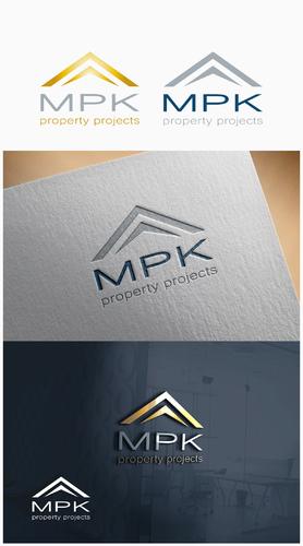 Logo-Design für Immobilien Unternehmen