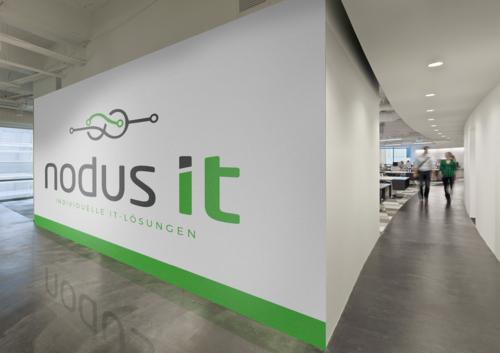Corporate Design für IT-Systemhaus mit Schwerpunkt auf individueller Software-Entwicklung