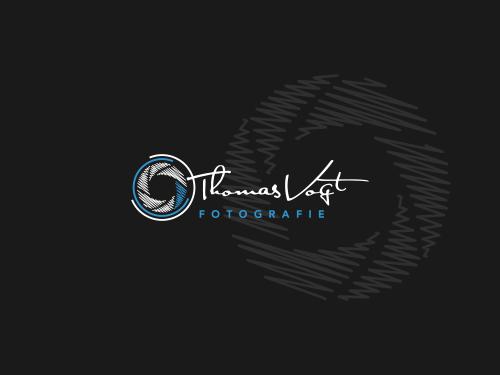 Logo Visitenkarte Für Einen Fotografen Logo Business
