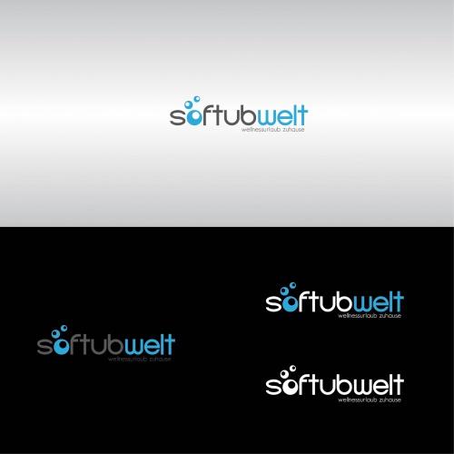 Logo-Design für softub-welt.de