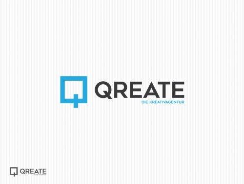 Logo-Design für junge Kreativagentur