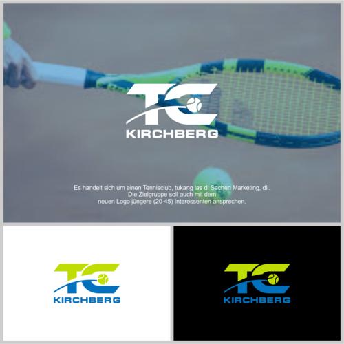 Tennisclub sucht modernes und sportliches Logo-Design