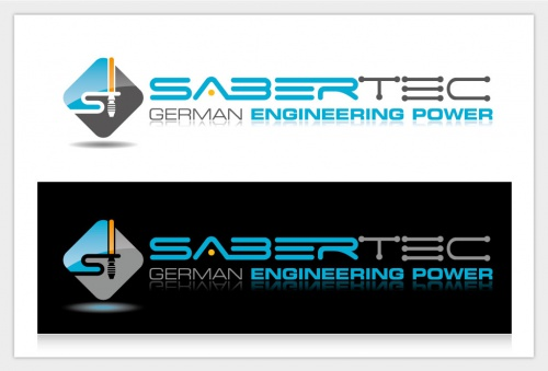 Logo-Design für SaberTec - Elektronik für Lichtschwert-Replikate