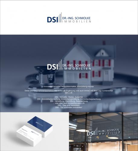 Logo-Design für ein Immobilienunternehmen