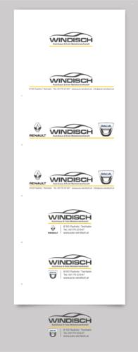 Logo-Design für Traditions-Autohaus