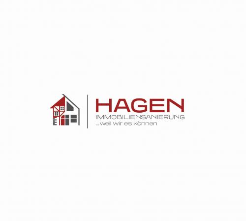 Beratung, Planung, Durchführung von Immobiliensanierungen, Immobilienrenovierung, Garten- und Landschaftsbau sucht Corporate Design