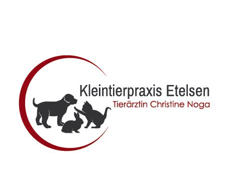 Logo-Design für eine Tierarztpraxis