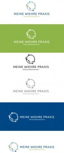 Logo-Design für therapeutische Praxisgemeinschaft
