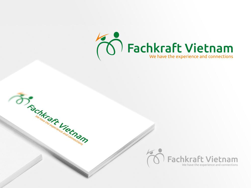 Logo Visitenkarte Für Personaldienstleister Logo