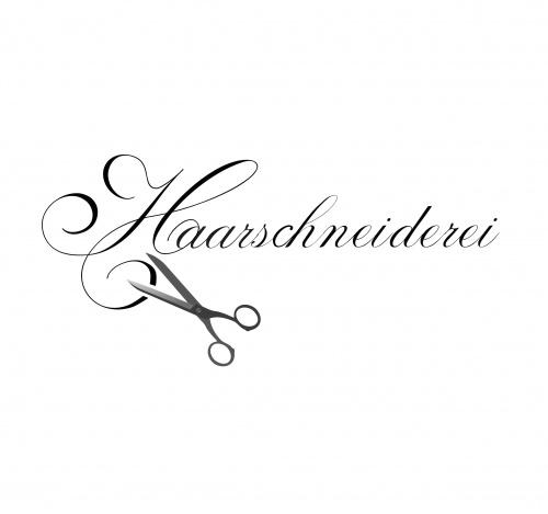 Logo für Frisörladen