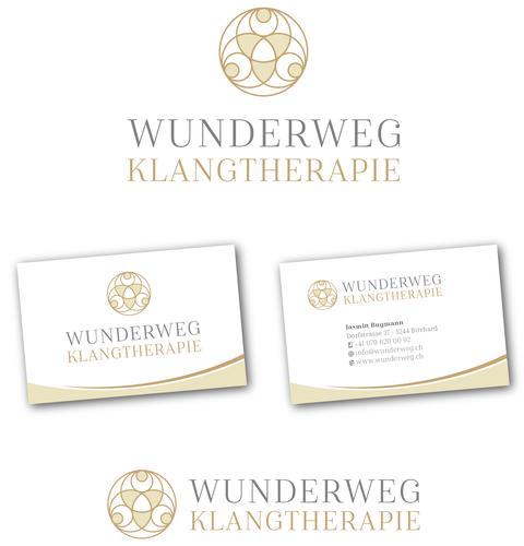 Klangtherapie  sucht Logo & Visitenkarte