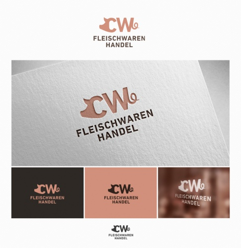 Corporate Design für Fleischwarenhandel
