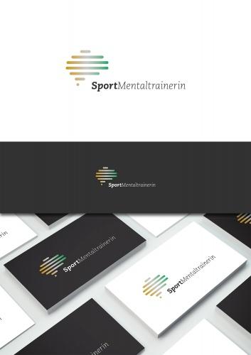 Logo-Design für Webaudftritt: Sport Mentaltrainerin