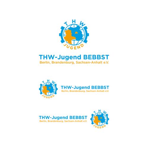 Logo-Design für THW-Jugend Berlin