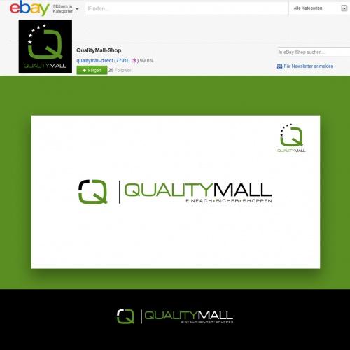 Logo für einen Online-Versandhandel