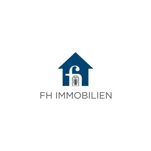 Logo-Design für die Vermietung privat genutzter Wohnungen