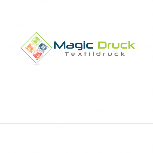 Logo-Design für Textildruck