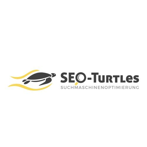 Logo mit Schildkröte für SEO Agentur