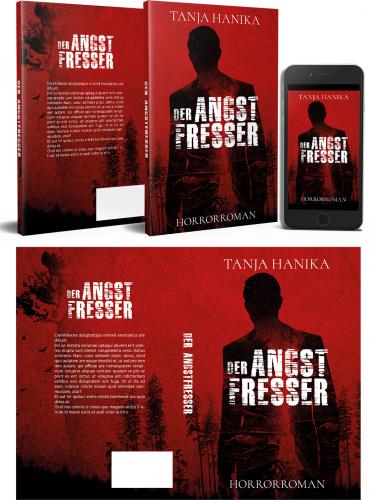 Horrorautorin sucht Buch-Cover