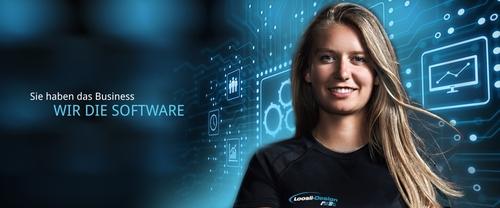 Webbanner-Design für Informatik Dienstleistungen und Webdesign