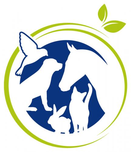 Logo-Design für mobile Tierheilpraktikerin