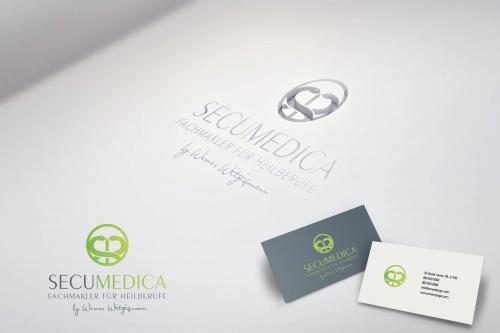 Logo-Design für Fachmakler