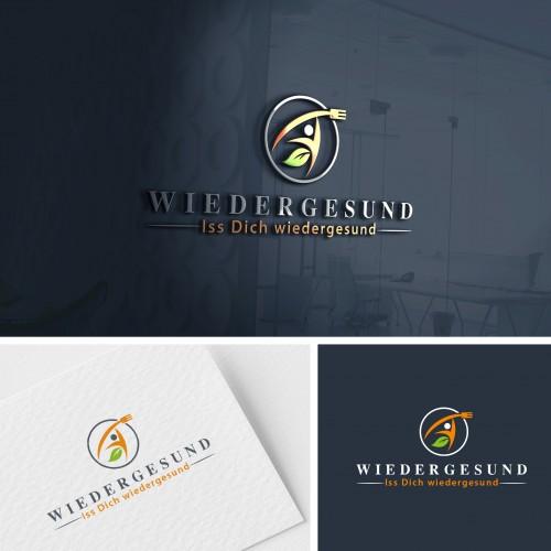 Logo-Design für die Bekämpfung von Krankheiten durch gezielte Ernährung