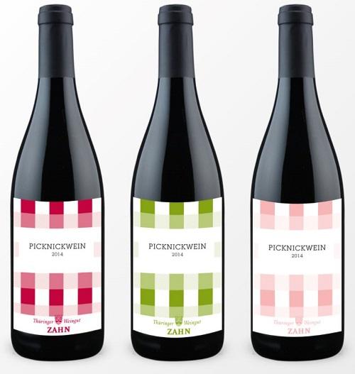 Etiketten für Picknick-Wein gesucht