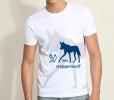 T-Shirt Entwurf - 30 Jahre Steppenwolf