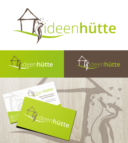 Logo voor innovatieve verkoop