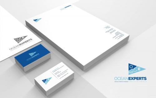 Logo Corporate Design Für Einen Schiffsmakler L