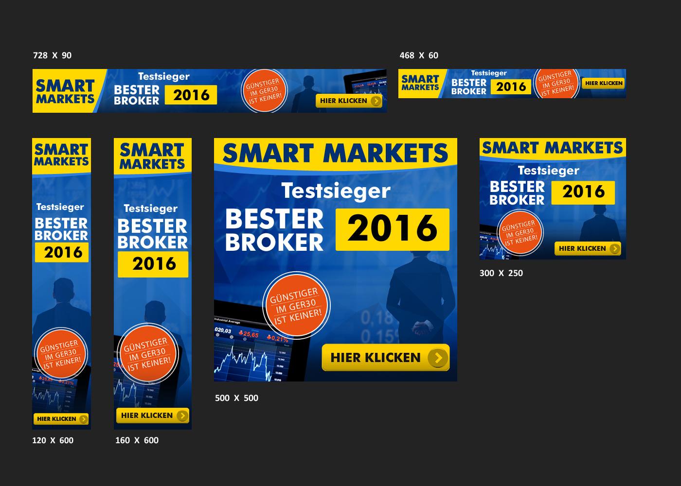 1 Banner Für Affiliate Marketing Börse Trading Webbanner