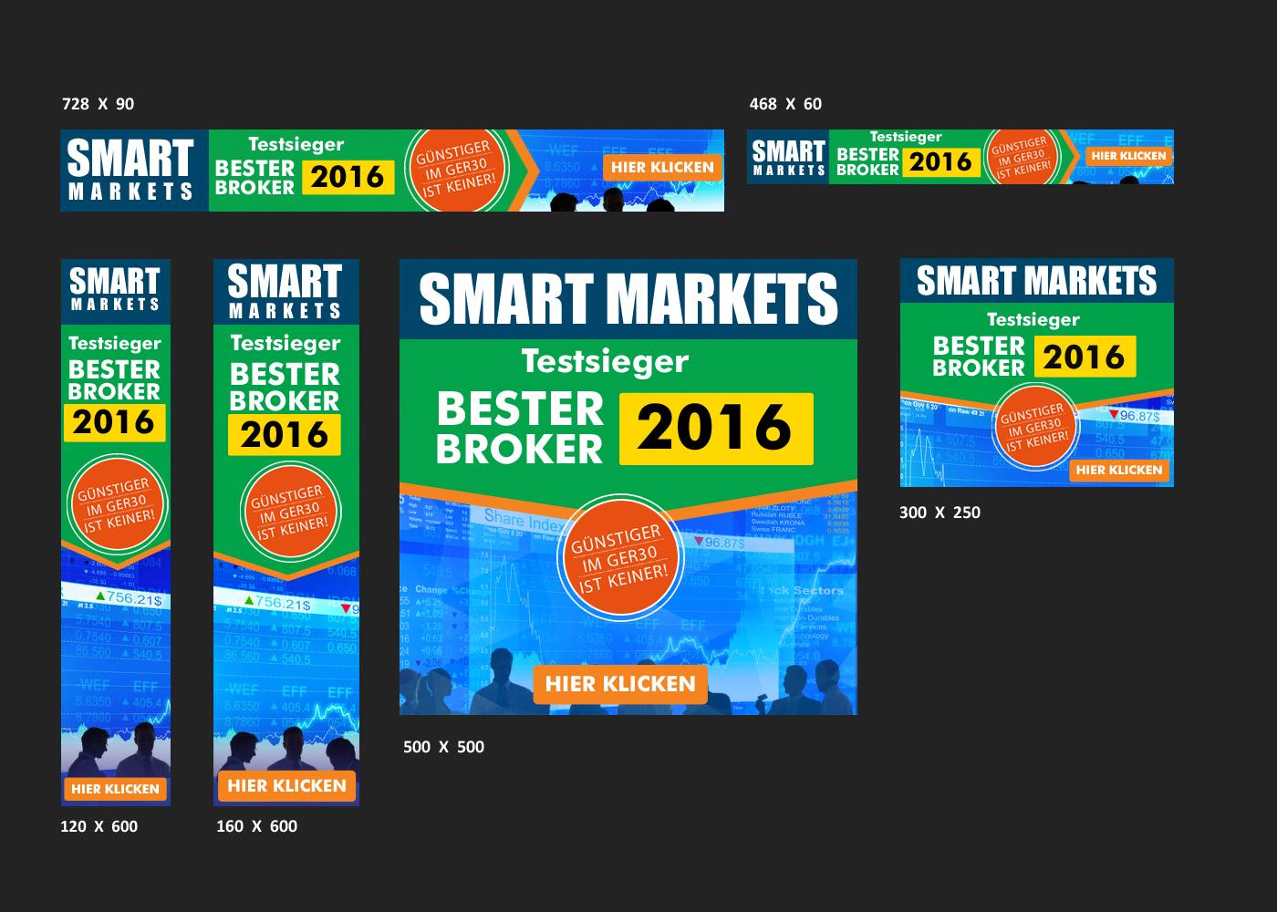 1 Banner für Affiliate-Marketing (Börse/Trading)