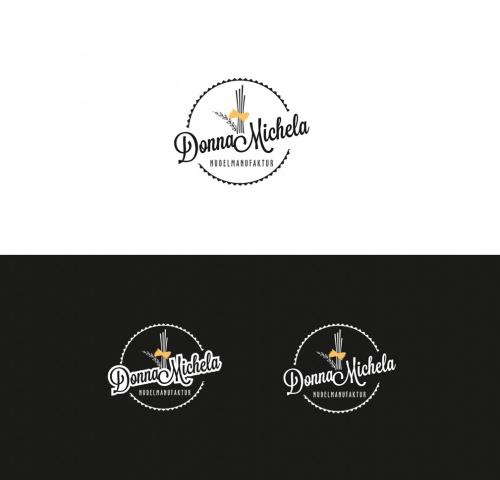 Logo-Design für meine Nudelmanufaktur