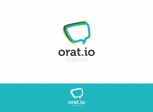Logo Design fr Startup (Discussie Plattform)