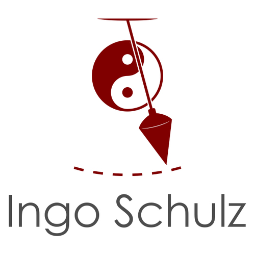 Logo-Design mit Pendel für  Life & Business Coach