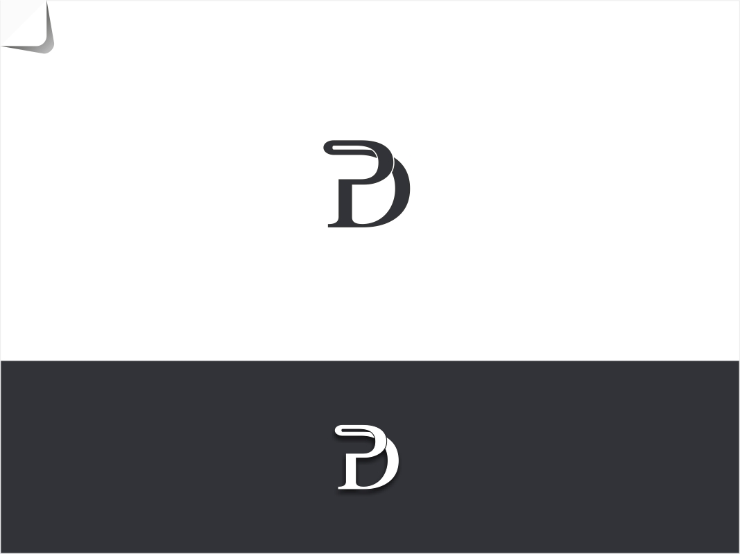 Logo for Initials ( PD )