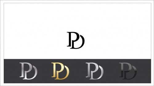 Logo voor initialen (PD)