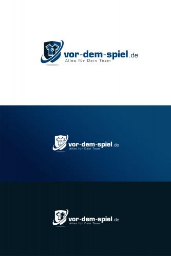 Logo für Online-Shop mit Schwerpunkt Vereinsbekleidung