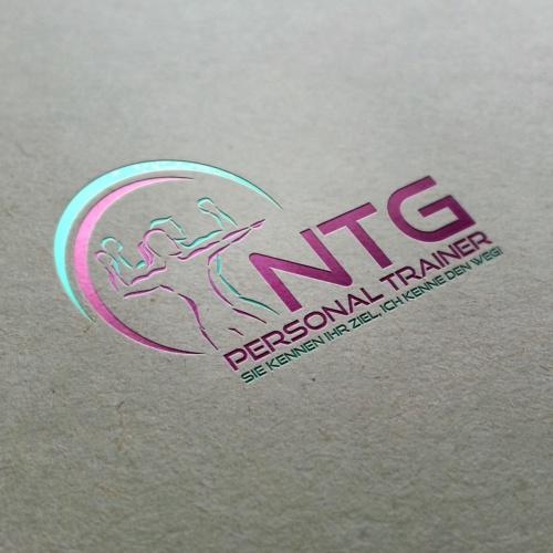 Logo & Visitenkarten-Design für Personal Trainerin