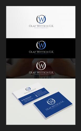 Logo Entwicklung für Olaf Wittich e.K.
