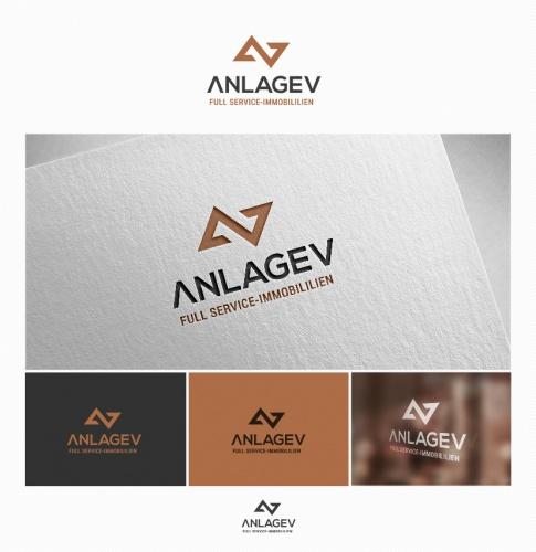 Logo-Design für neue Immobilien Vermittlungsfirma